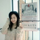 Actress Park Min Young Updates Fans in Austria