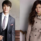 """""""When a Man's in Love"""" Unveils First Photos of Song Seung Heon and Shin Se Kyung"""