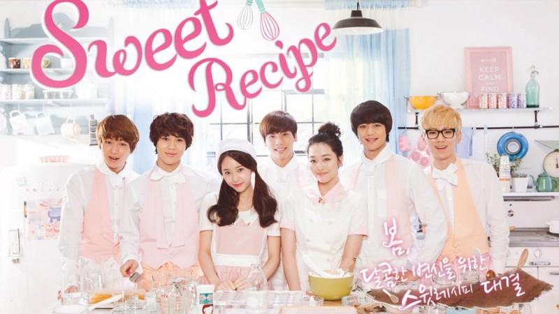 "Cosmetic Spotlight: Etude House's ""Sweet Recipe"""