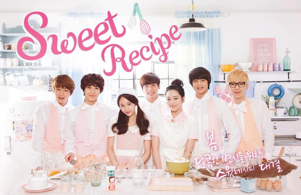 SHINee_fx_Etude_Sweet_Recipe_Date_Release