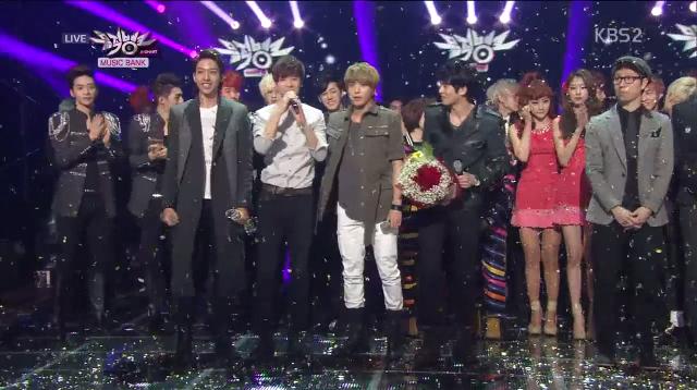 KBS Music Bank – 8 February, 2013