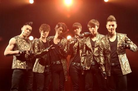 "CROSS GENE Releases PV for Japanese Debut Single ""Shooting Star"""