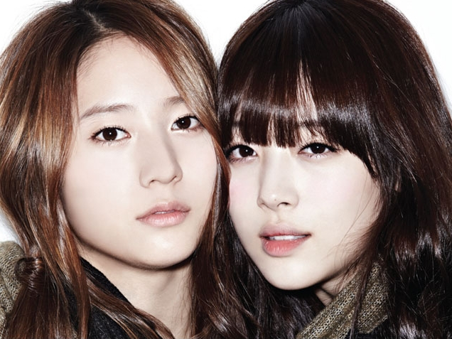 What Do f(x)'s Sulli and Krystal's Love Fortune in 2013 Look Like?