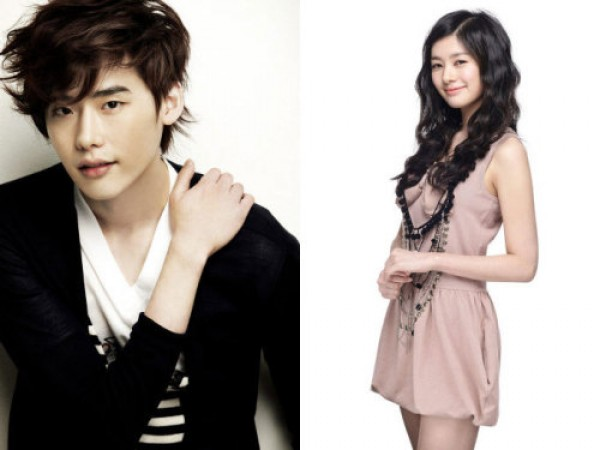 Lee Jong Suk and Jung So Min Deny Dating Rumors