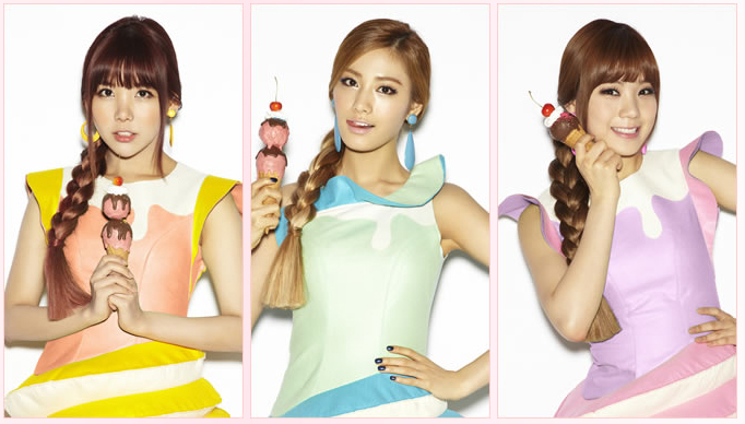"Orange Caramel Releases Short Ver. MV for ""Mint Cookies & Cream"" from Upcoming Japanese Album"