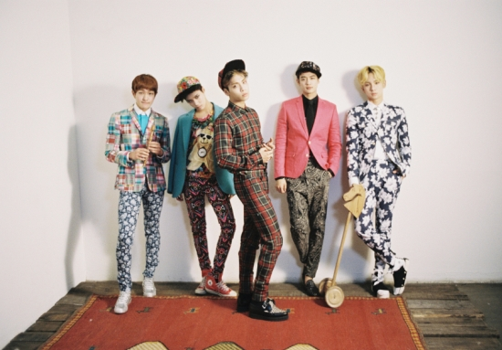SHINee Releases New Group Teaser Photos