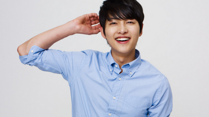 Song Joong Ki to Start Military Service in August