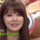 Sooyoung Sheds Tears While Talking About Her Father's Decreasing Eyesight