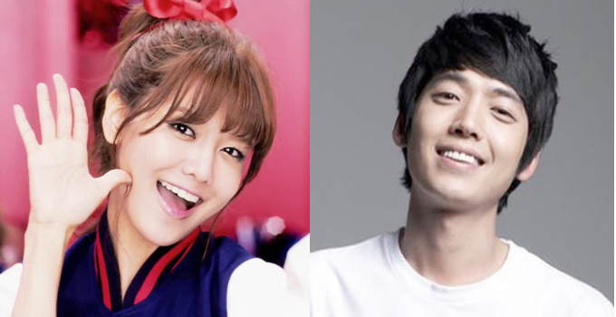 Girls' Generation's Sooyoung Dating Actor Jung Kyung Ho?!