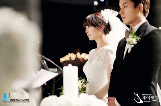 sunye weddinh