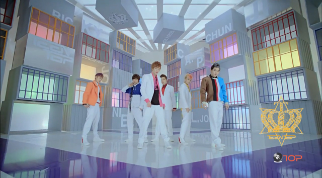 "Teen Top Releases Dance Ver. MV for ""Miss Right"" and Comeback Showcase"