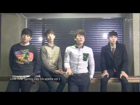 2AM One spring day – Acapella ver. Video Thumbnail
