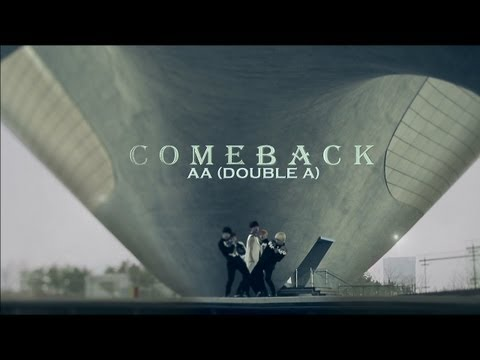 AA(더블에이) DOUBLE A – COME BACK Teaser Video Thumbnail