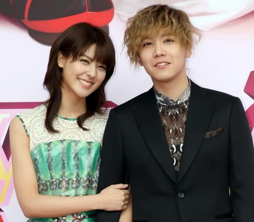 Lee Hong Ki marriage 1