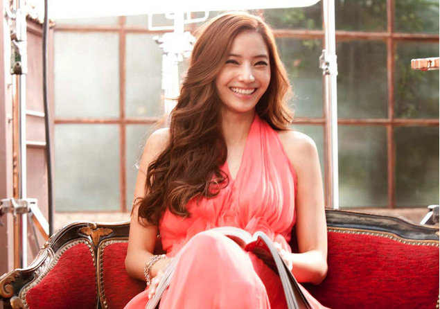 Han Chae Young Is 11 Weeks Pregnant