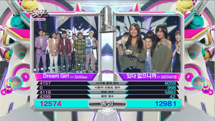 KBS Music Bank 03.01.13