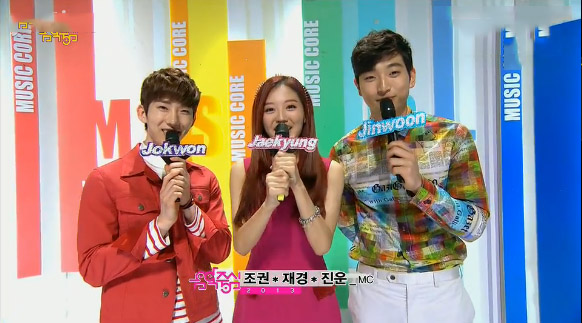 MBC Music Core 03.09.13