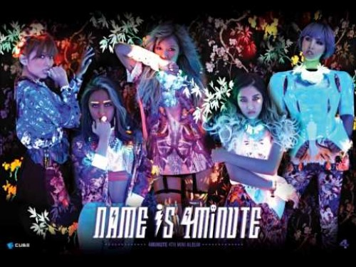4MINUTE – '이름이 뭐예요? (What's Your Name?)' (Snippet) Video Thumbnail