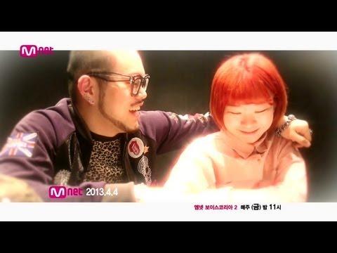 [Mnet 보이스코리아2] 박의성 vs 김민지 (Park Ui Sung vs. Kim Min Ji) I'm In Love MV Video Thumbnail