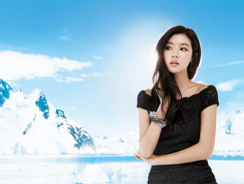 Park Han Byul Hd: [Gallery] Park Han Byul Looks Stunning For BLU PEPE