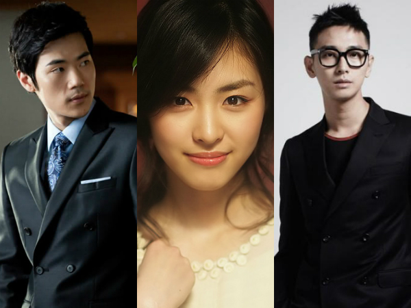 Eve of Marriage Cast