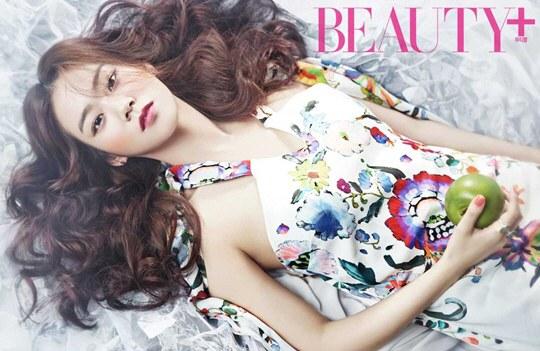 Han Seung Yeon Beauty plus 2