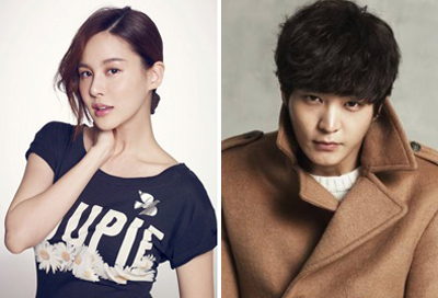 Ivy and Joo Won