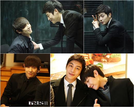 Lee Joon and Yoon Do Jun