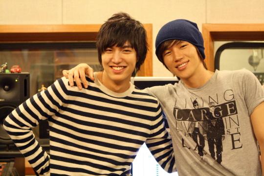 Lee Min Ho and KWill