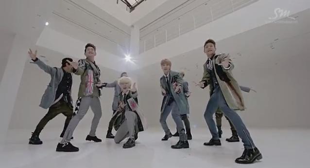 SHINee Why so Serious Dance