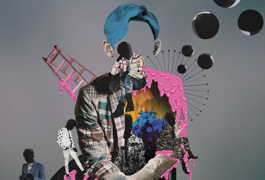 SHINee album cover Why So Serious