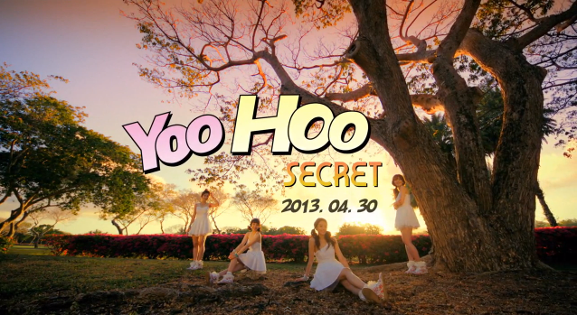 "[Teaser] Secret Goes Sailing in ""Yoohoo"" MV"