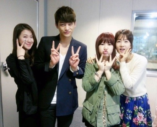 Seo In Guk with 15&