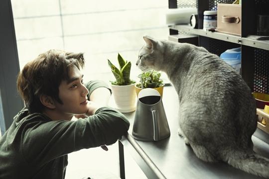 Yoo Seung Ho photobook