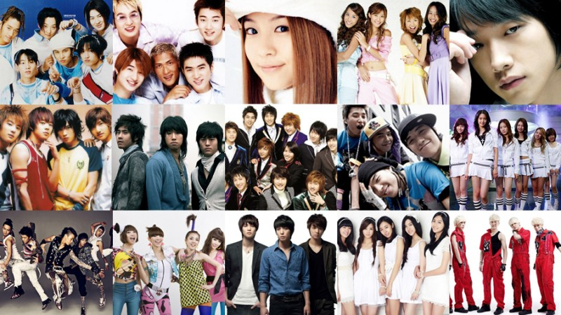 [Soompi 15th] Our Picks for K-Pop MVP's from the Past 15 Years