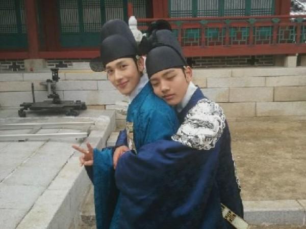 ZE:A's Im Siwan Felt Pressure from Yeo Jin Goo