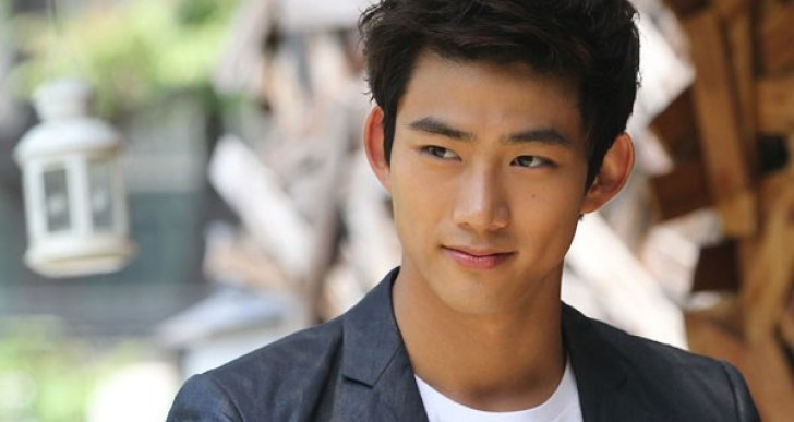 taecyeon wide