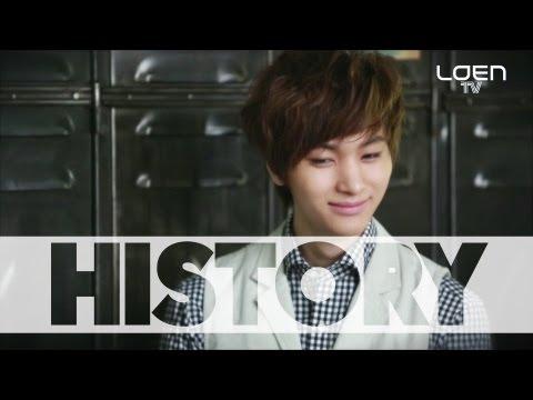 {LOEN TV} HISTORY(히스토리) BTS #3 : Album Jacket Making Film Video Thumbnail