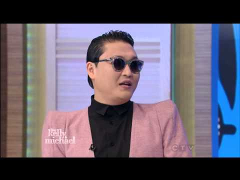 PSY on Live with Kelly and Michael Video Thumbnail