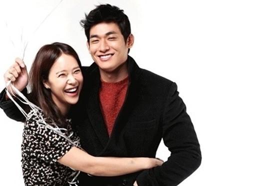 Baek Ji Young Jeong Seok Won couple