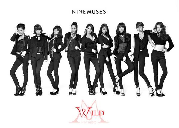 Nine-Muses-Wild-All