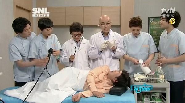SNL Korea Main