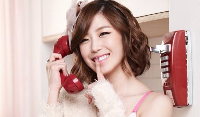 Hyosung Says Her Ideal Type Is a Faithful Man