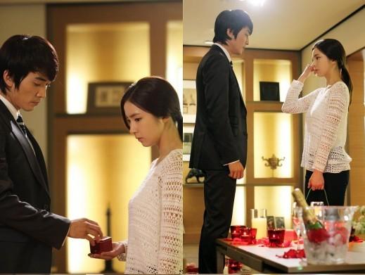 Song Seung Hun Shin Se Kyung Kiss Scene