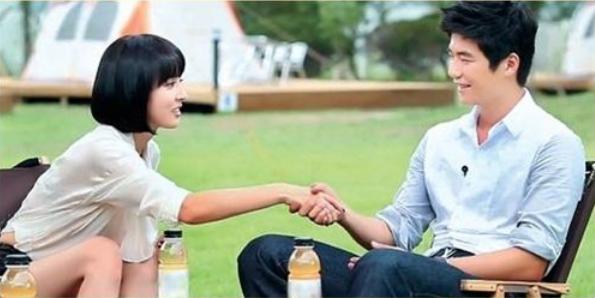 han hye jin ki sung yong healing camp