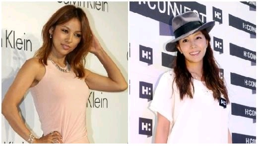 BoA Shows Her Support for Lee Hyori