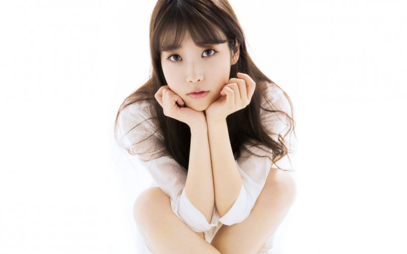 """[Gallery] Happy Birthday to the """"Nation's Little Sister"""" IU"""