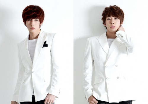 """U-KISS' Kiseop and Hoon Cast for the Musical """"Goong"""""""