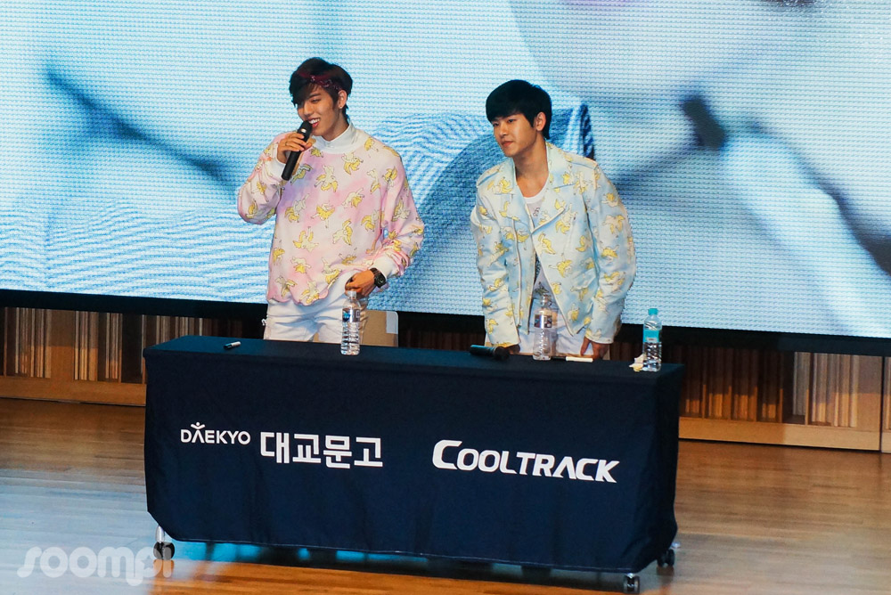 infinite h fansign