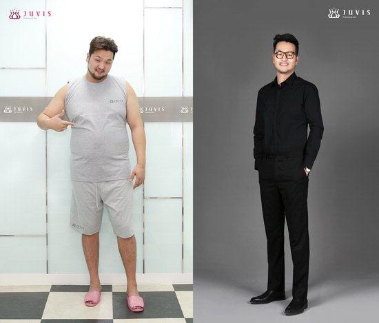 Kim Tae Woo Exhibits His Stunning Weight Loss